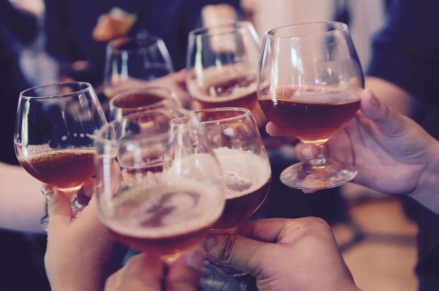 Cheers - Benevolent Badass