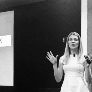 Sarah Jones Leading First $50K via Coaching Workshop - Forefront Event