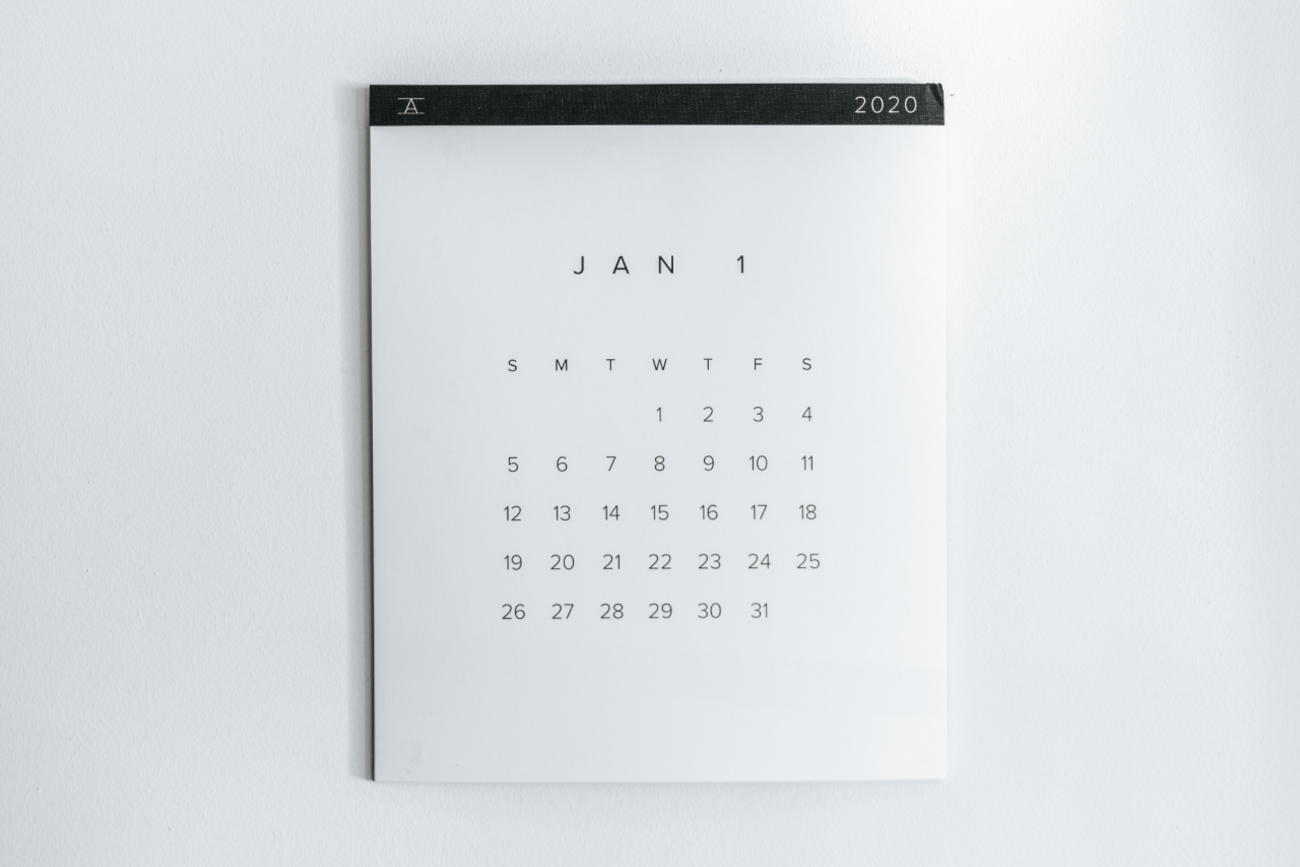 Calendar - How to Confirm a Date Without Sounding Desperate
