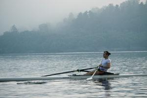 Man Kayaking - Regain Lost Confidence