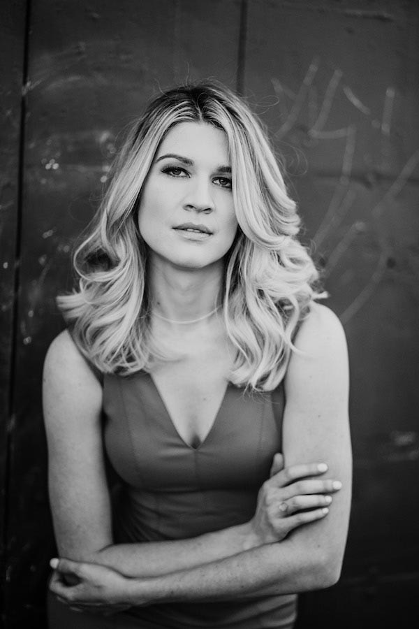 Sarah Jones - Introverted Alpha Founder - Headshot Full Length